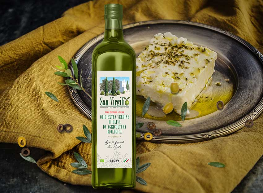 huile d'olive italienne bio