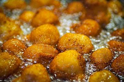 huile olive italienne friture